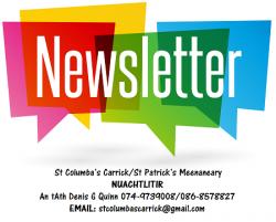 St Columba's Church Newsletter 29 November 2020