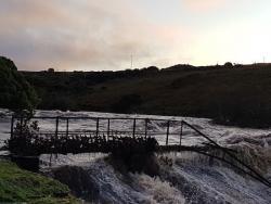 Carrick Footbridge Update