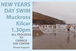 New Years Day Swim for Carrick Day Care Centre CANCELLED