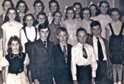Carrick National School Choir 1959