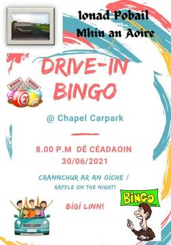 Meenaneary Drive in Bingo